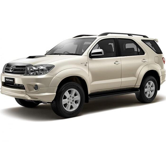 Ga Lăng Xe Toyota Fortuner 2014