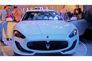 Diện kiến Maserati GranTurismo Sport 2015 đầu tiên tại Việt Nam